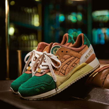 Asics x 24 Kilates Express