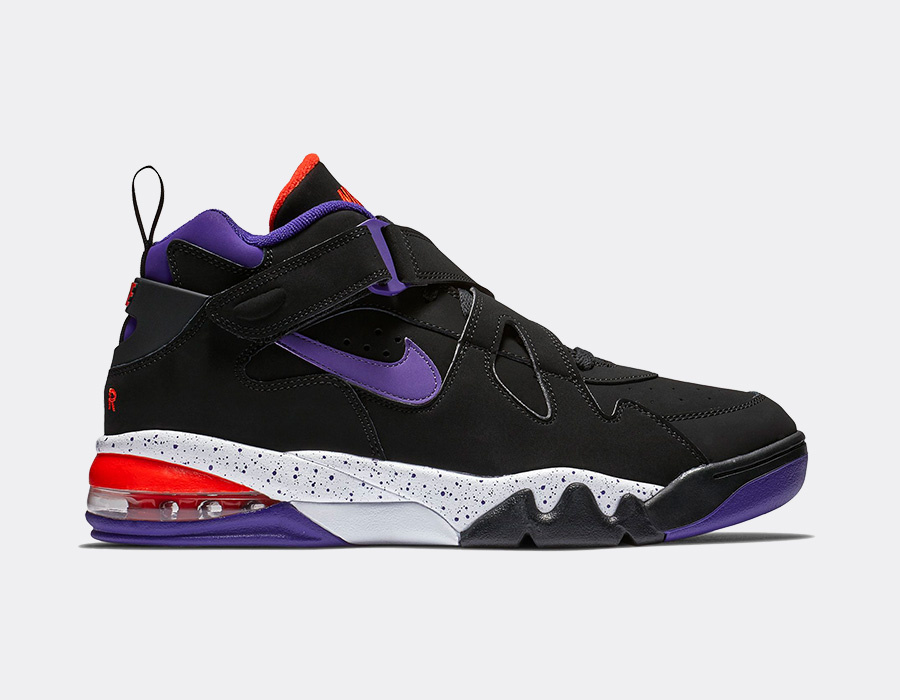 Nike Air Force Max Charles Barkley