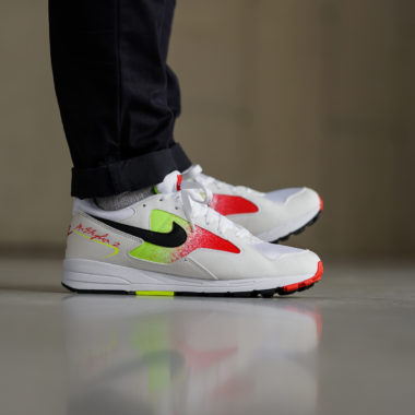 Nike Air Skylon II Volt Red