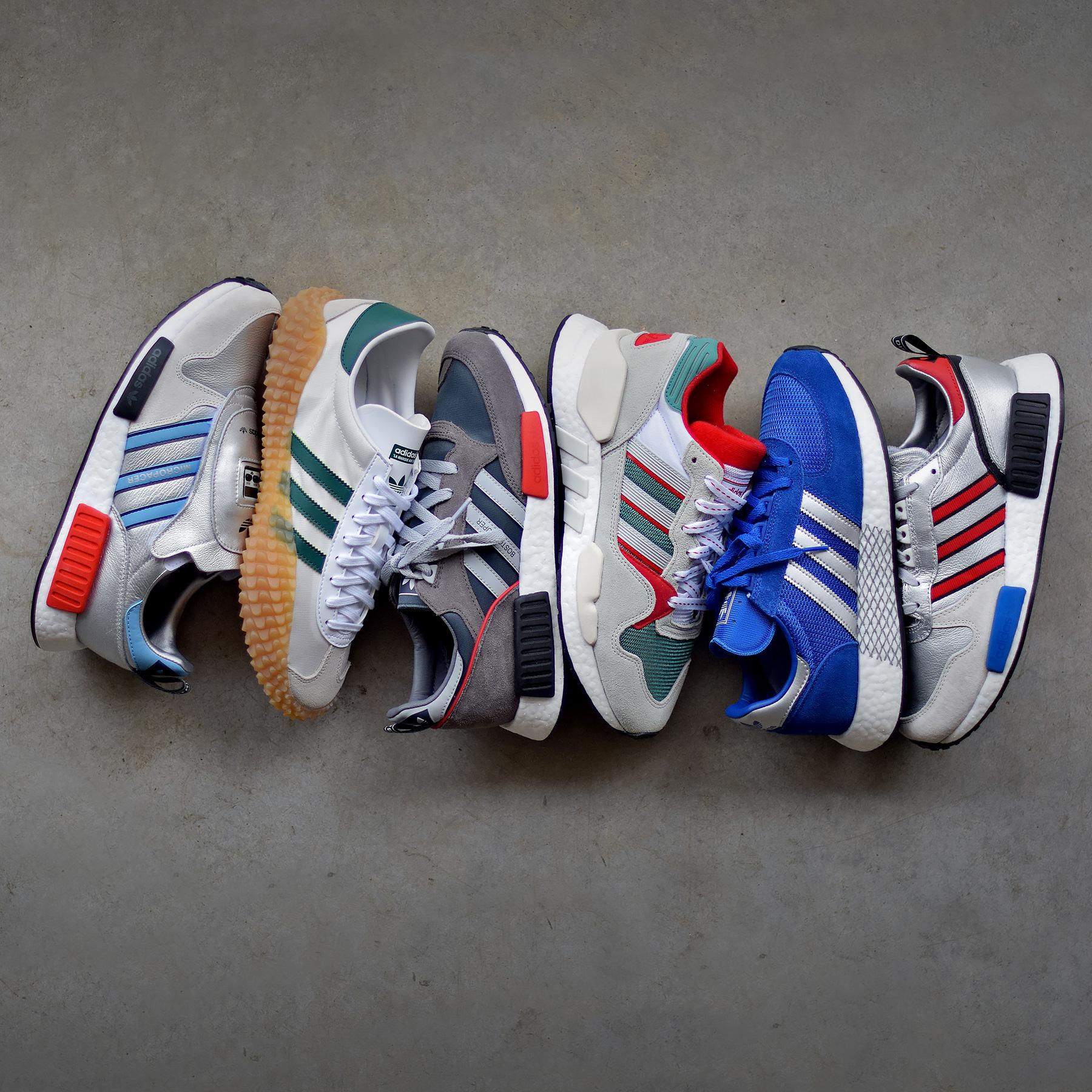 Pack adidas Originals « Never Made » b468018e8