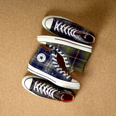 converse chuck taylor plaid pack
