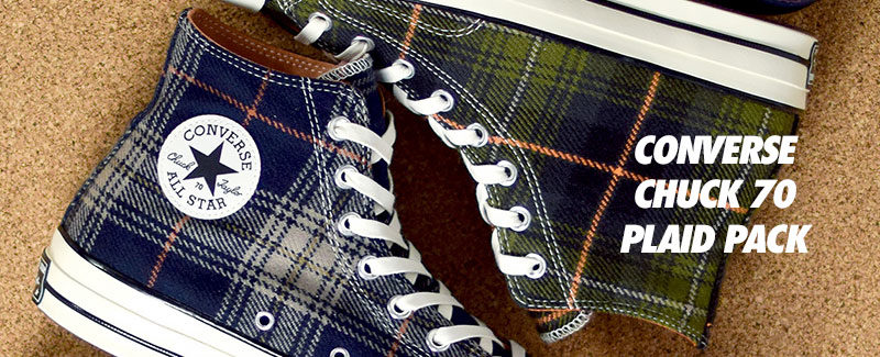 converse plaid sneakers