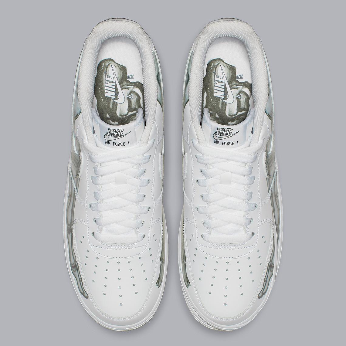 Skeleton « » 1 Air Force Nike gYImbf76yv