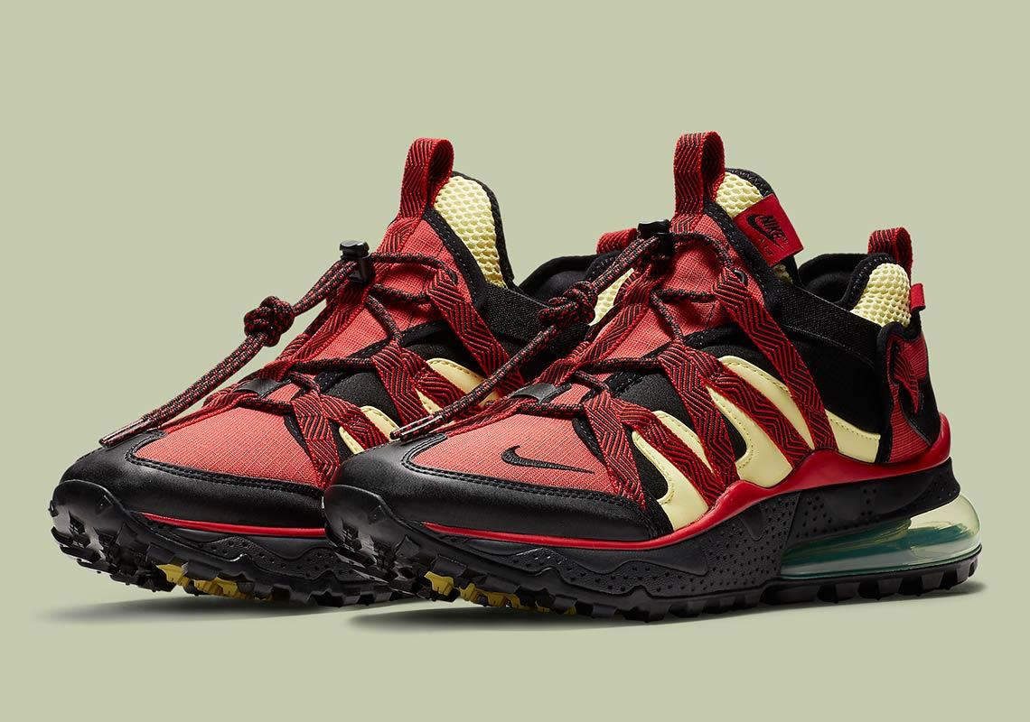 Nike Air Max 270 Bowfin « BlackBlackUniversity Red Light
