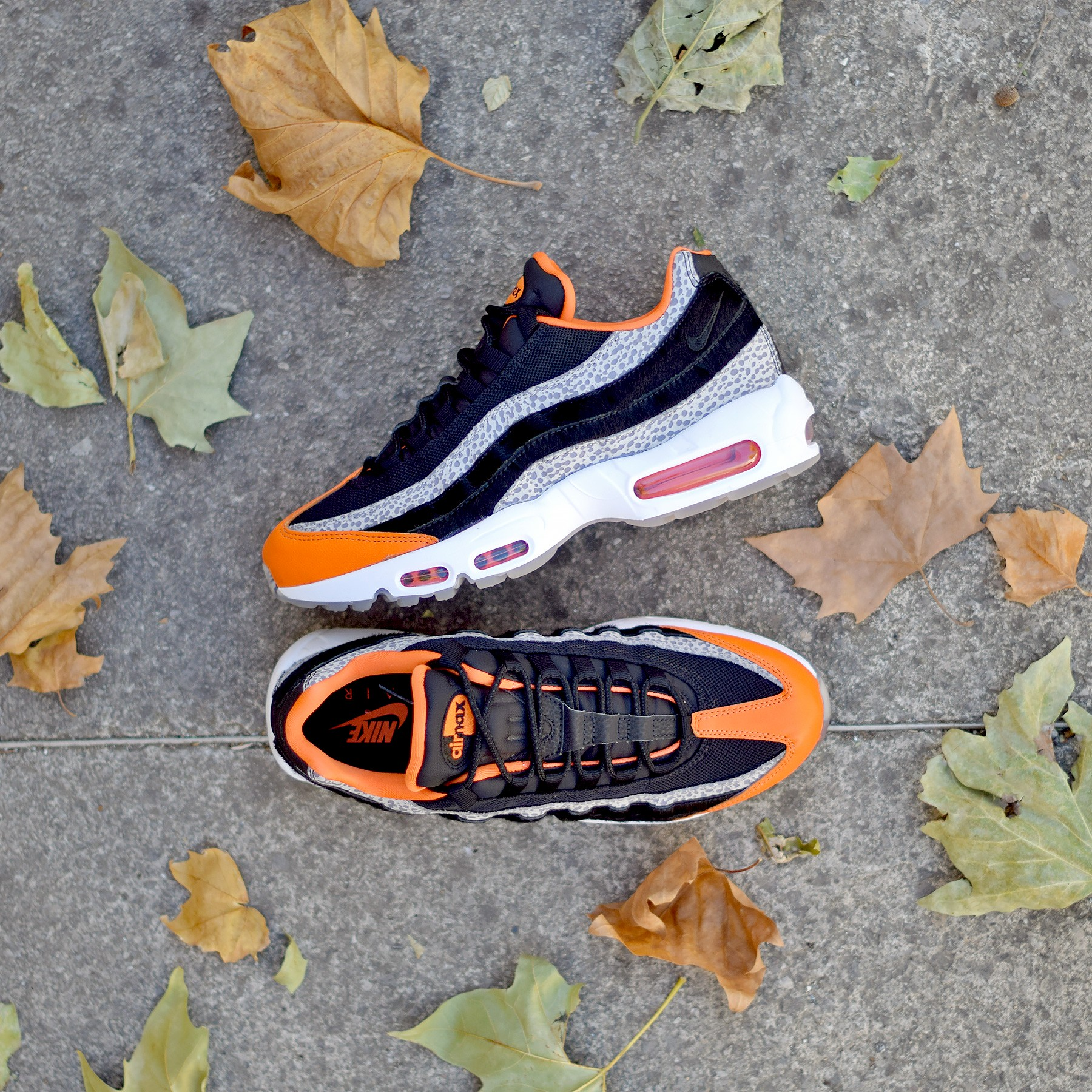 Pack Nike Air Max 95 « The Greatest Hits »