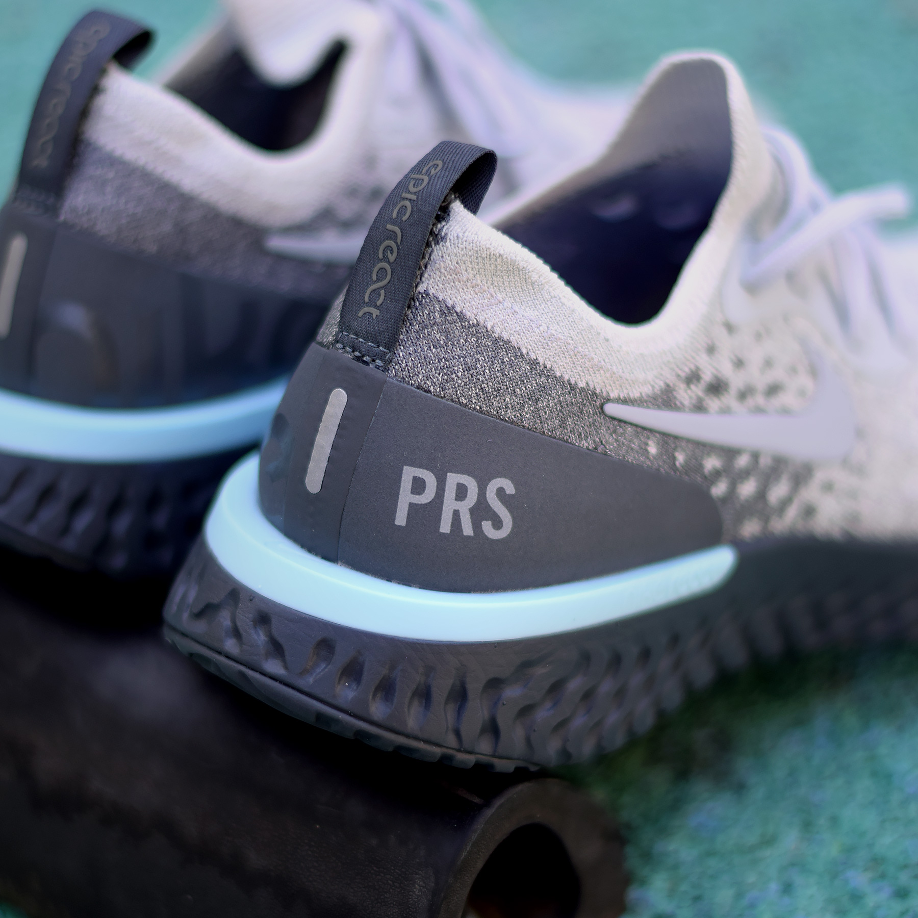 0db70086e3b39 Nike Epic React Flyknit PARIS - There is no finish line - Sneakers.fr