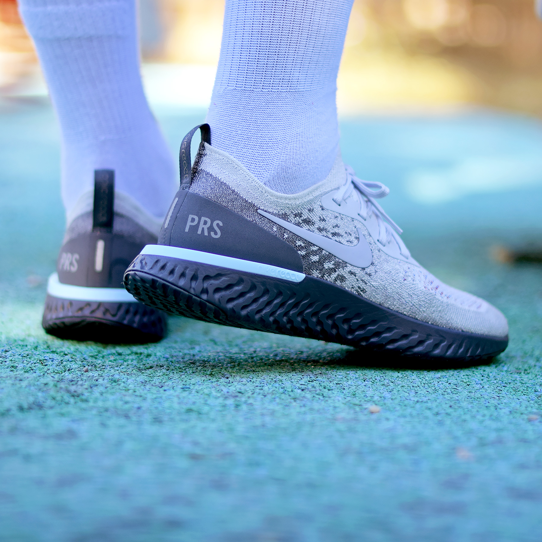 73a4bac23b3 Nike Epic React Flyknit PARIS - There is no finish line - Sneakers.fr