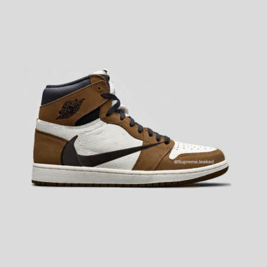 big sale 83cb0 ee48f Travis Scott x Air Jordan 1