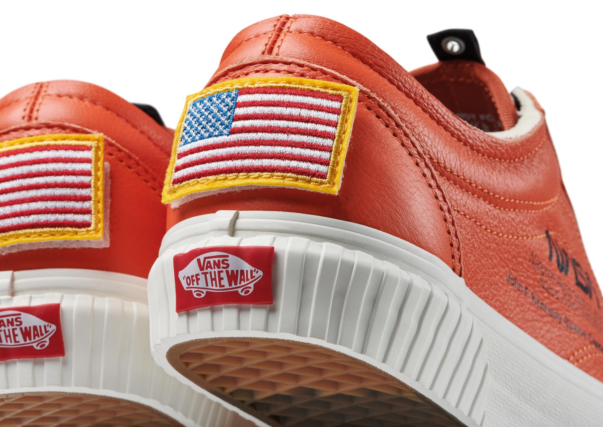 vans nasa chaussures