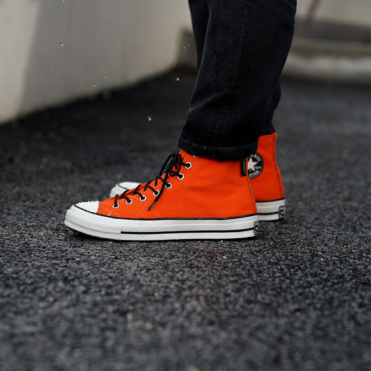 GORE TEX x Converse Chuck Taylor All Star 70 Orange
