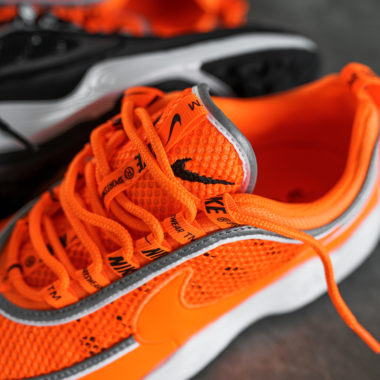 Nike Air Zoom Spiridon Overbranding Orange