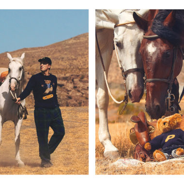 Palace x Ralph Lauren Lookbook