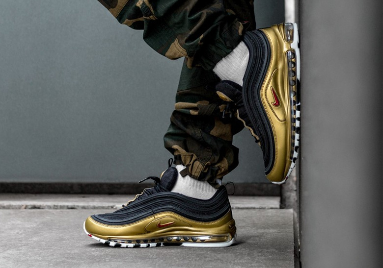 Nike Air Max 97 « B Sides Metallic Pack »