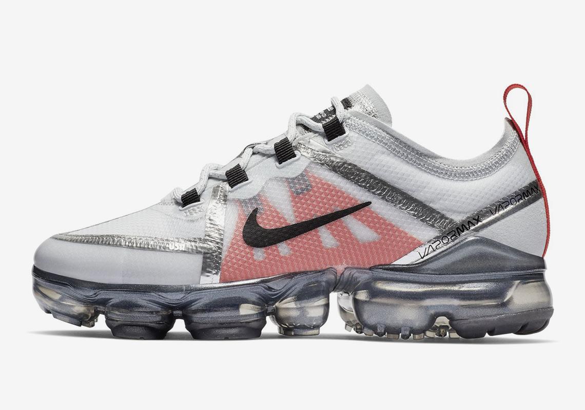 Nike Vapormax 2019 « Silver Bullet
