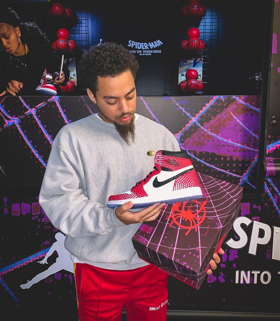 Air Jordan 1 « Origin Story »