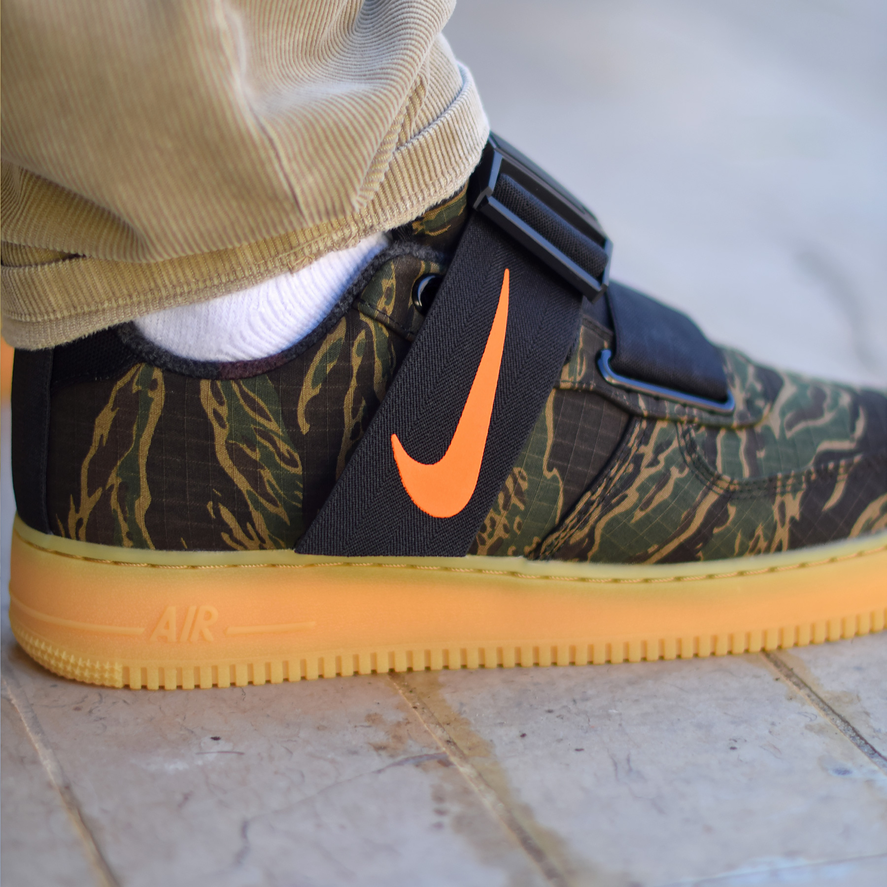 Carhartt WIP x Nike Air Force 1 Utility