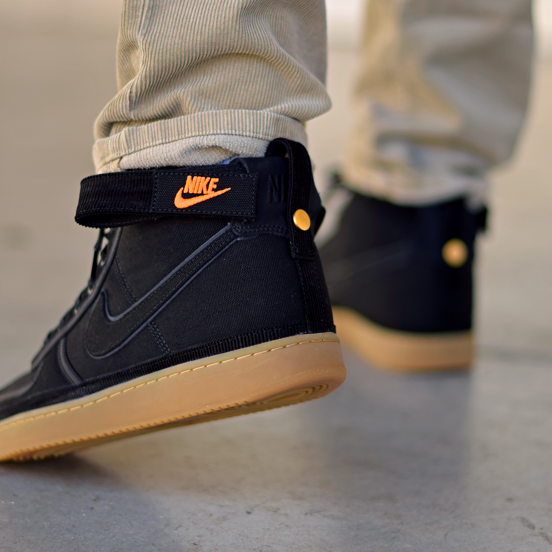Carhartt WIP x Nike Vandal High Supreme