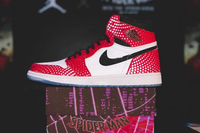 Air Jordan 1 Spider Man