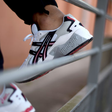 Asics Gel Kayano 5 OG White/Red