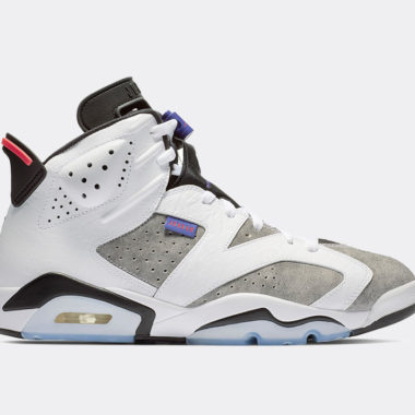 Air Jordan 6 Retro Flint Grey