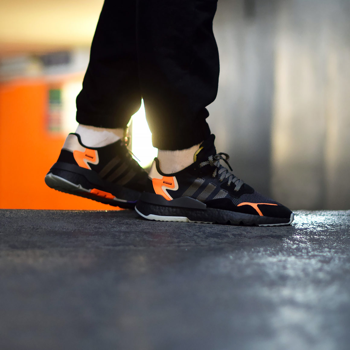 adidas Nite Jogger « Core Black »