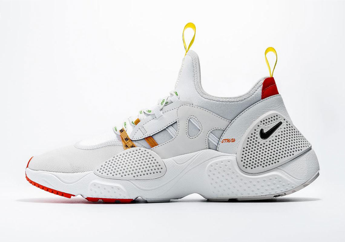 nouveau produit f7d5c 1597c Heron Preston x Nike Huarache Edge