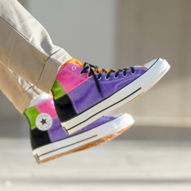 Converse Chuck Taylor 70 High Animal Bubblegum