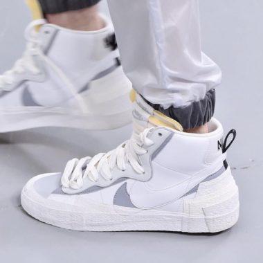 Sacai x NikeLab Blazer Dunk High