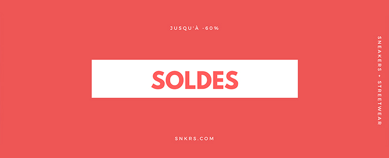 SOLDES 2019 SNEAKERS
