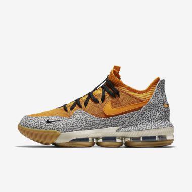 promo code d5f29 08c3c Atmos x Nike Lebron 16 Low Safari
