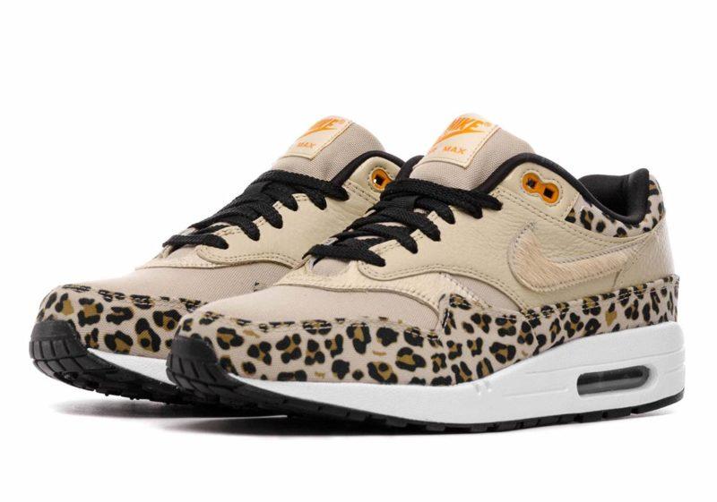 Nike Air Max 1 Premium Wmns « Leopard »