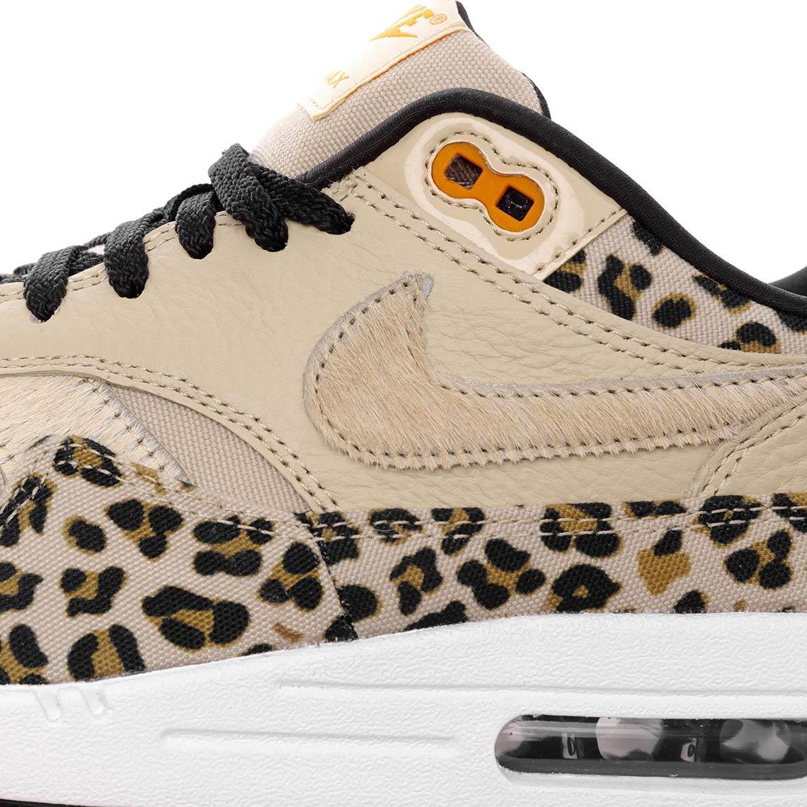nike air max 1 femme leopard