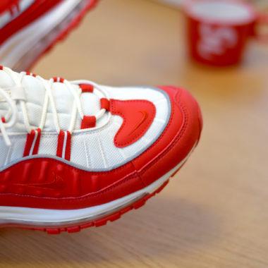 Nike Air Max 98 University Red