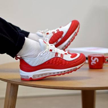 Nike Air Max 98 - Sneakers.fr