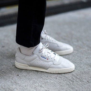 adidas Powerphase Grey One/Off-White