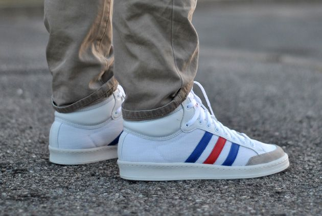 outlet store good selling sneakers adidas Americana Hi 88 - Disponible - Sneakers.fr