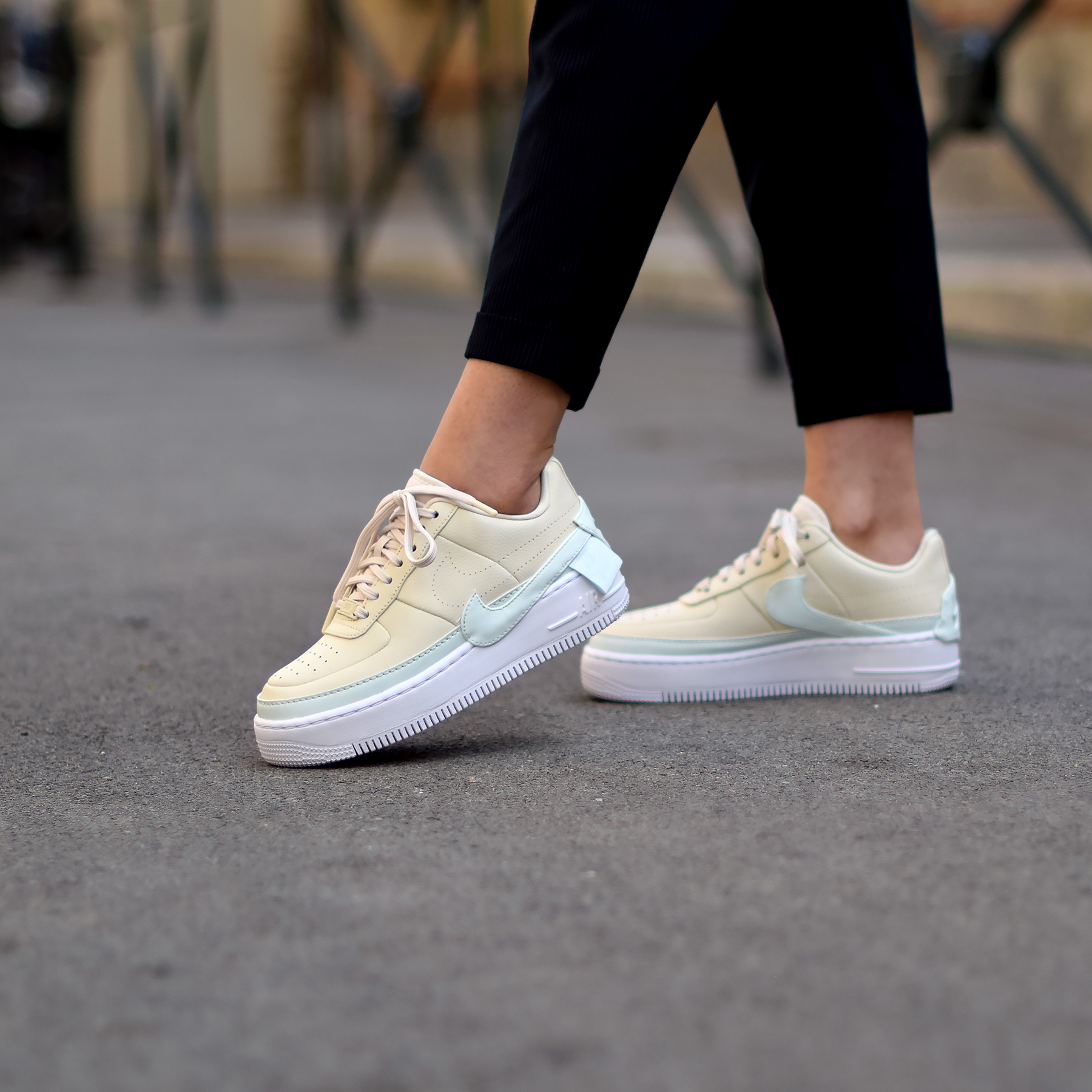 air force 1 jester femme rose