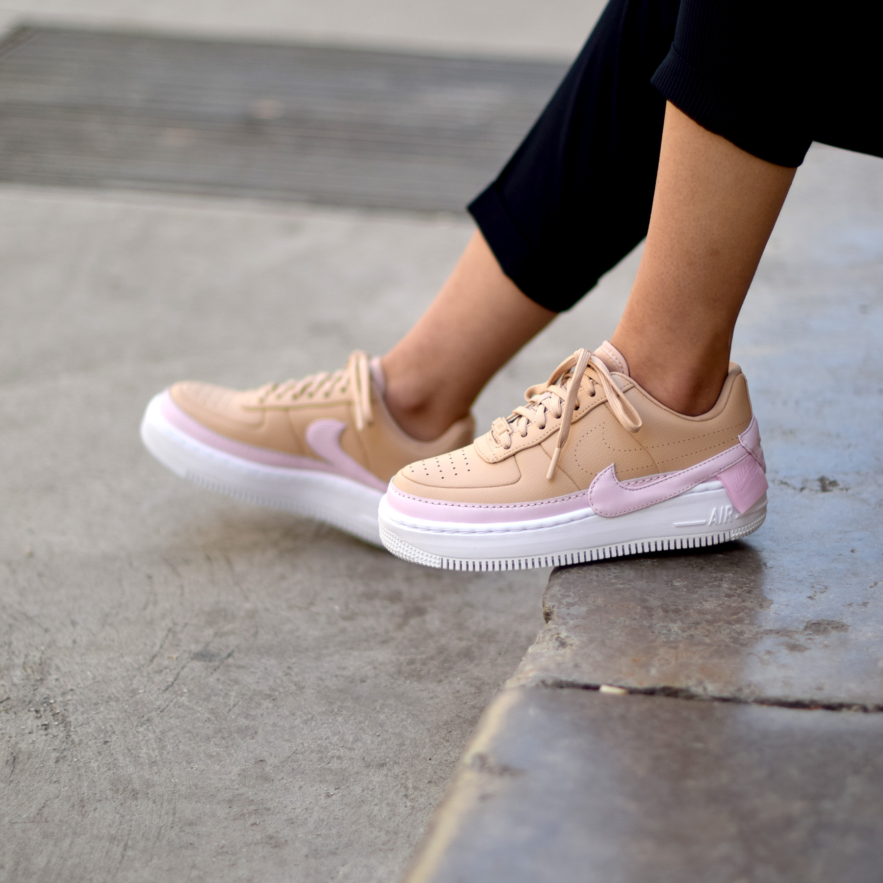 air force 1 jester rose