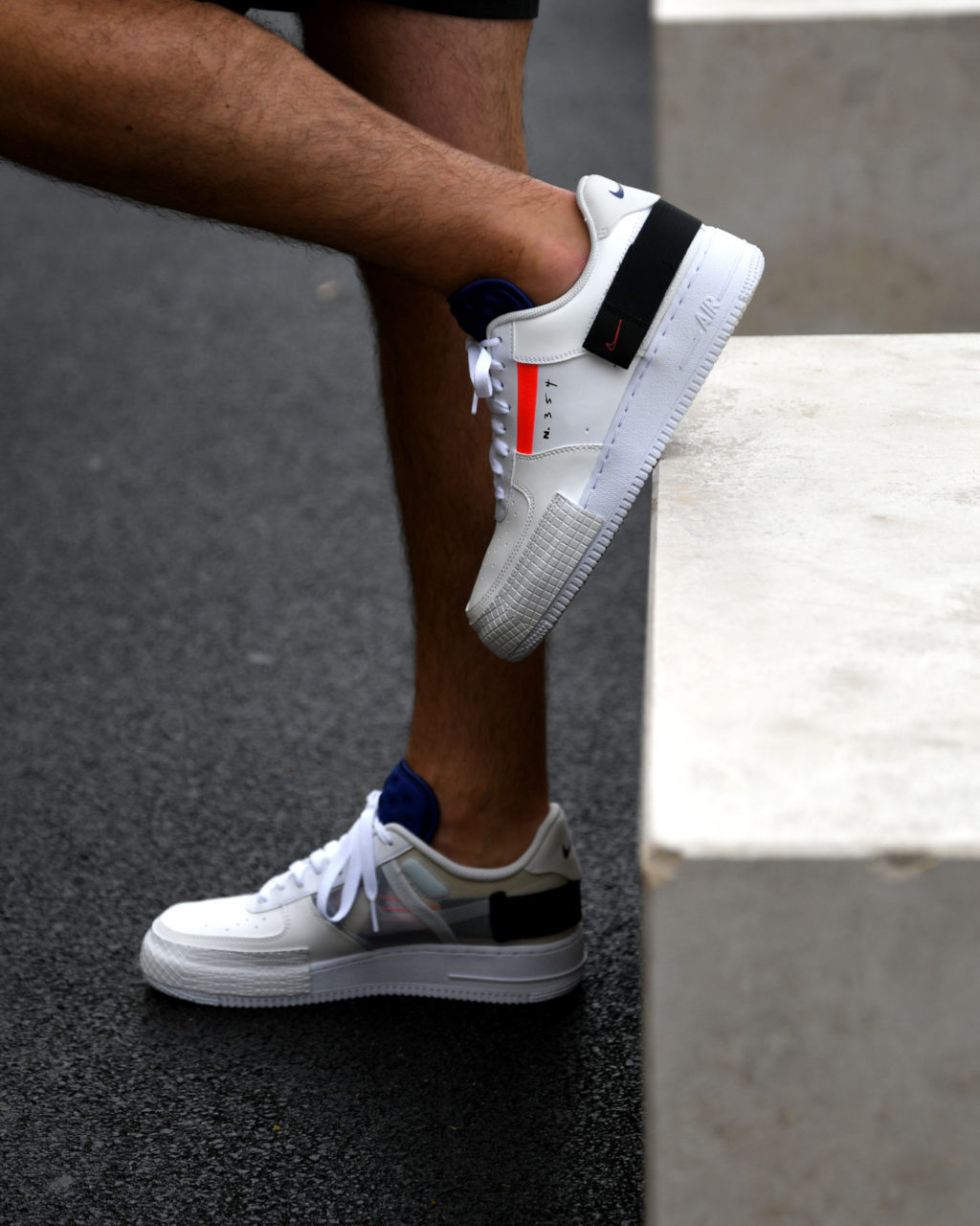 Nike Air Force 1 Low Type CI0054 100