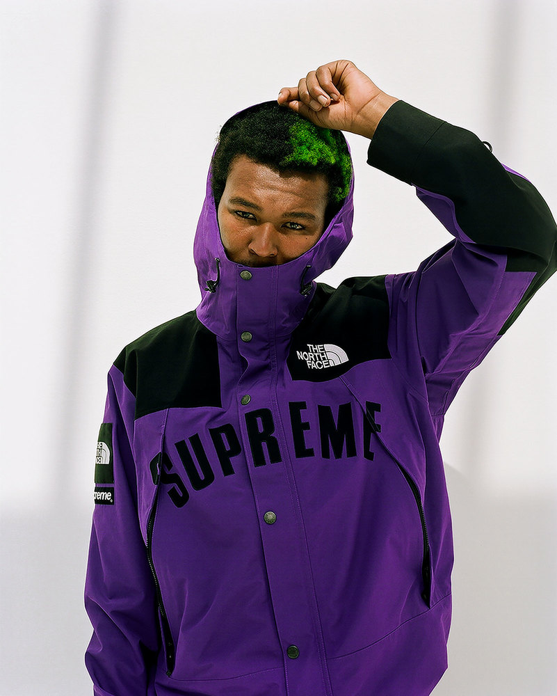 aa8f40b1b1 Supreme présente sa nouvelle collection en partenariat avec The North Face