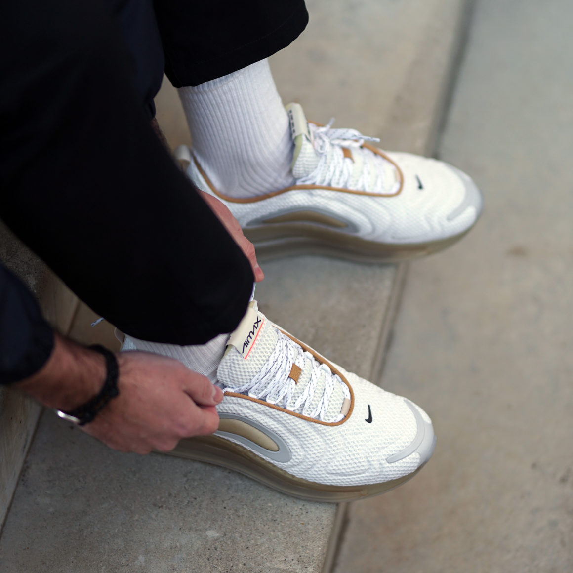 Nike Air Max 720 Pale Vanilla