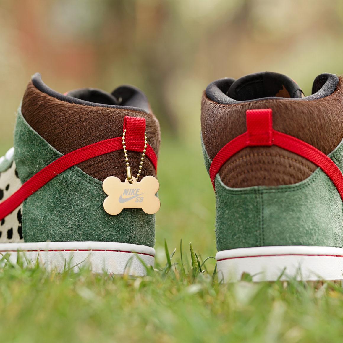 Nike SB Dunk High Pro Walk the Dog