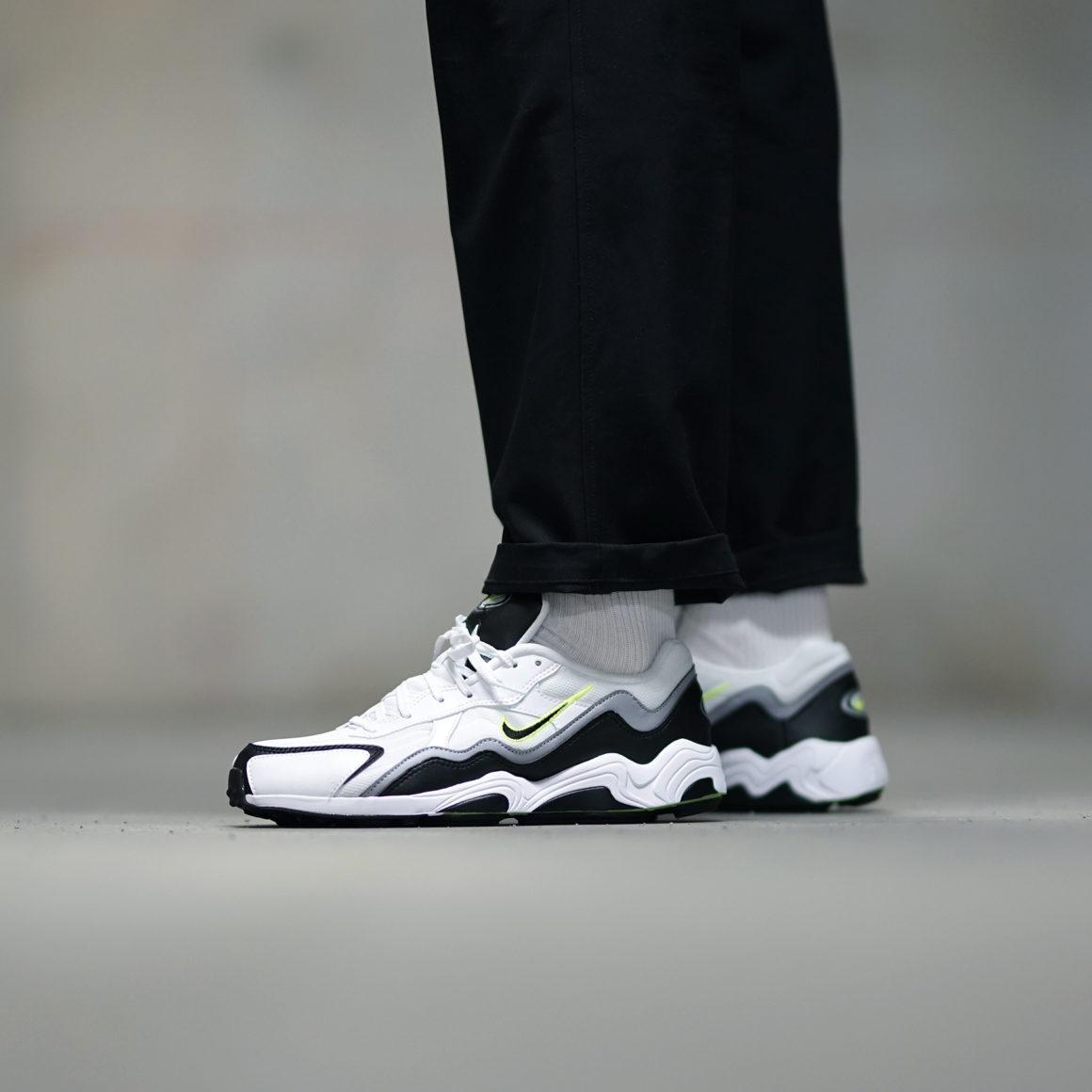 Nike Air Zoom Alpha White Grey Black Volt