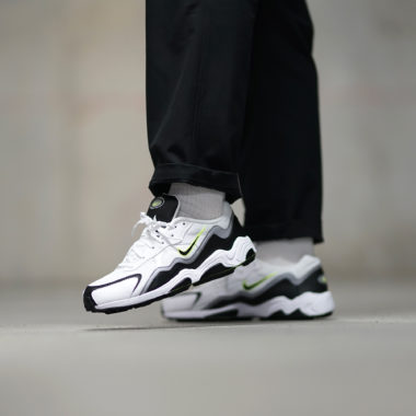 Nike Air Zoom Alpha White Grey Black Volt