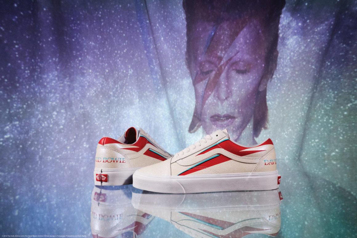 Collection David Bowie x Vans