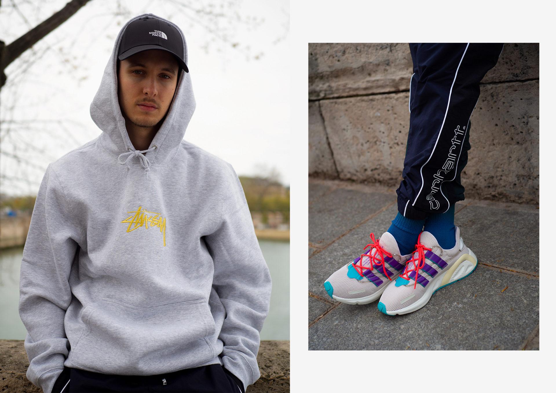 Tenue Stussy adidas Nike