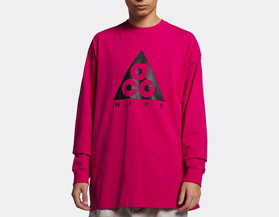 Nike ACG LS Logo T-Shirt