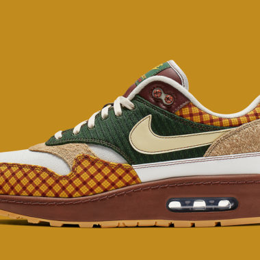 differently 6612f fb394 Missing Link x Nike Air Max 1 « Susan »