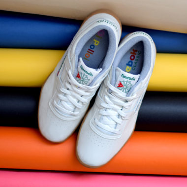 Oi Polloi x Reebok Workout Plus MU