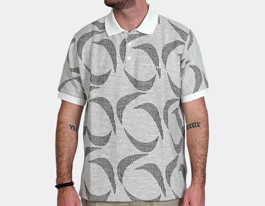 Polar Patterned Polo Shirt